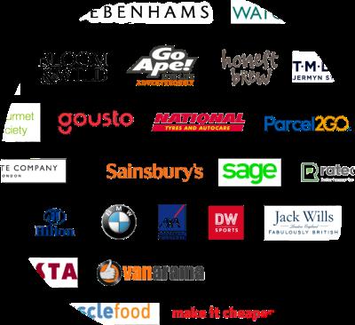 Leading brands